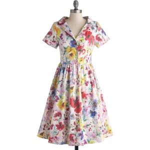 ModCloth Myrtlewood | Paint a Picturesque Dress